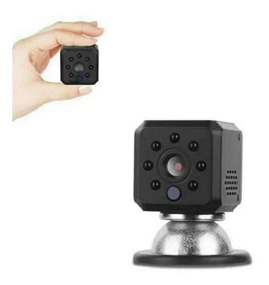 Mini Câmera Hd Filma No Escuro Traição