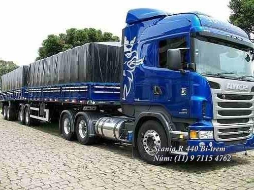 Scania R 440 Ano 2015 Engatado (ler Descrição)