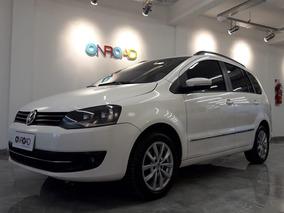 Volkswagen Suran 1.6 Highline 11d Cuero 2013