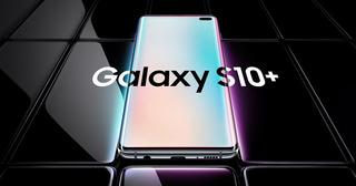 Samsung S10 Plus Black 128gb . Libre De Fabrica. Entrega Ya