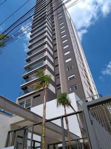 Apartamento Para Venda Em São Paulo, Alto Da Lapa, 3 Dormitórios, 3 Suítes, 4 Banheiros, 2 Vagas - Cap1589_1-1182382