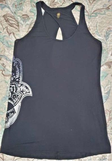 Camiseta Sin Mangas Para Yoga Marca Gaiam