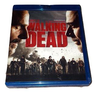 The Walking Dead Octava Temporada 8 En Bluray