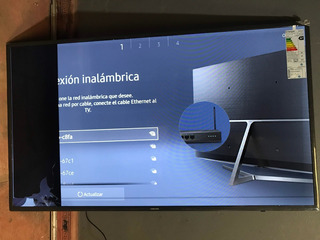 Tv Smart Un32j4300dgcdf Pantalla Rota