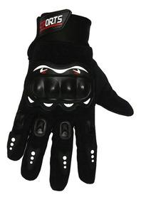 Luva Moto Motociclista Com Protetor Sport Top Tucho