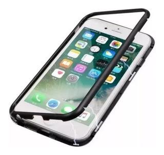 Funda Magnética Metálica P iPhone 7 8 - 7 Plus 8 Plus
