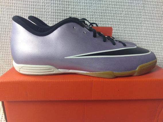 Chuteira Nike Mercurial Vortex Ii Ic Futsal 651648-580