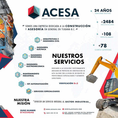 Servicios De Ingeniería Y Construcción