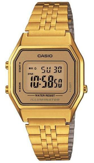 Relógio Casio Feminino Vintage La680wga-9df