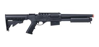 Escopeta Rifle De Bbs Airsoft Automatica 18 Tiros Gameface