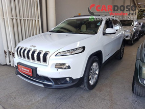 Cherokee Limited 3.2 4x4 V6 Aut.