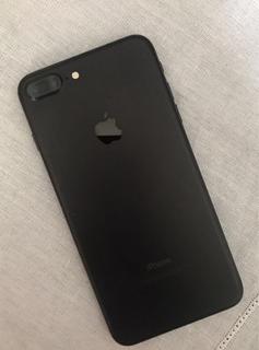 iPhone 7 Preto-black 32gb Plus