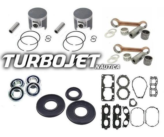 Kit Motor Jet Ski Yamaha 700cc Completo , Vx 700 + 2 Camisas