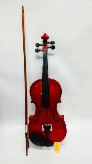 Violin Palatino De Estudio 4/4 Con Estuche /cuotas