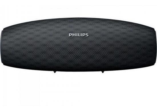 Caixa Multimídia Portátil Bluetooth Bt7900b/00 Preto Philips