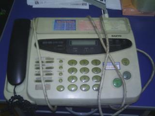 Fax Usado Sanyo