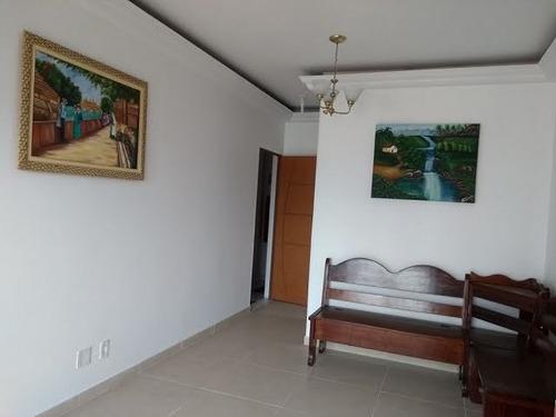 Imagem 1 de 15 de Apartamento Para Venda, 3 Dormitório(s) - 7991
