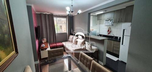 Imagem 1 de 16 de Apartamento Com 2 Dormitórios À Venda, 50 M² Por R$ 212.000,00 - Parque São Vicente - Mauá/sp - Ap17269