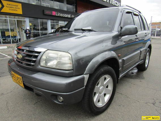 Chevrolet Grand Vitara Gls 4x4 At