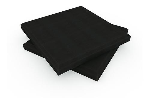 Panel Acústico Fonoabsorbente Lisa Basic 500x500x50mm