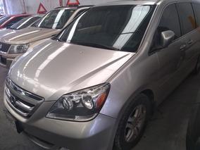 Honda Odyssey 2005 Plata