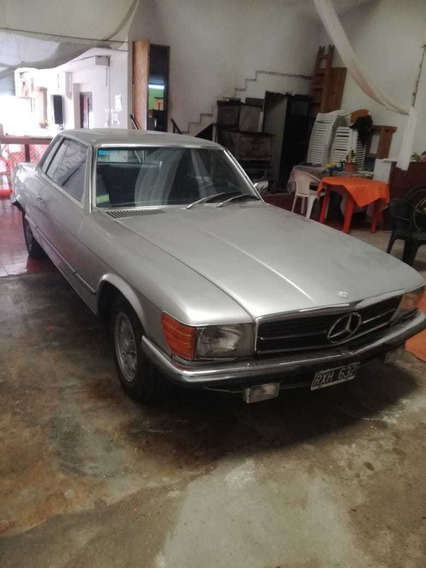 Mercedes Benz 280 Slc Modelo 80
