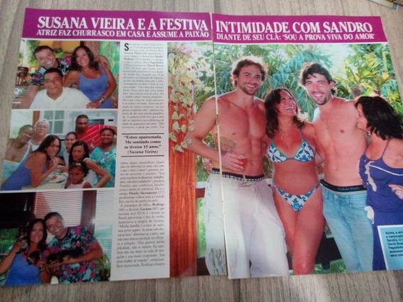Susana Vieira - Material De Revistas 09