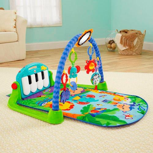 Gimnasio Musical Con Piano Y Luces De Fisher Price