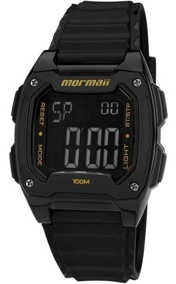 Relógio Mormaii Digital Wave Preto Mo11516b/8y