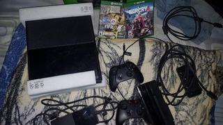 Xbox One 500gb ,dos Mandos,3juegosfisico,3juegodigital,