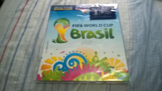 Album Copa Do Mundo De 2014 - Incompleto ( 3 )