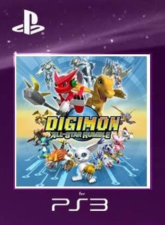 Digimon All Star Rumble Español Ps3