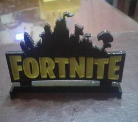 Logo Fortnite Para Torta