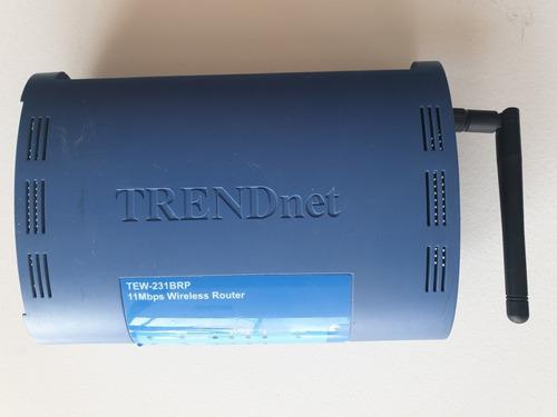 Router Trendnet Tew-231brp