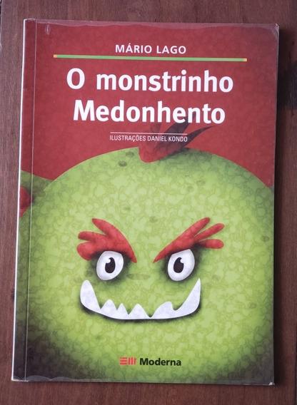 Livro - O Monstrinho Medonhento