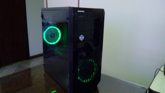 Pc Gamer Pentium G4560 / 8gb Ram Ddr4 / Amd Hd7750 / Hd 1tb