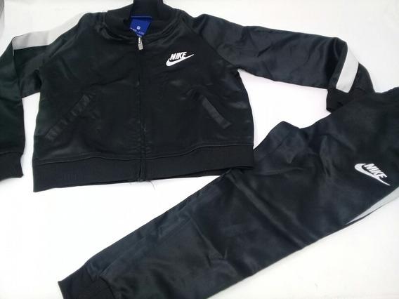 Pants Chamarra Deportivo Negro Nike Niño. La Segunda Bazar