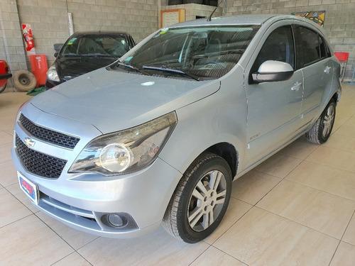 Chevrolet Agile 1.4 Ls Aa+da+mp3 2012 Con Gnc