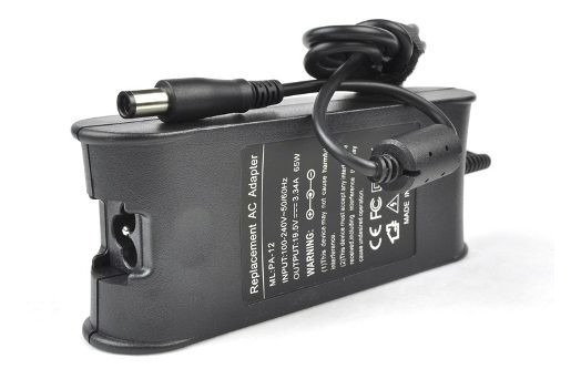 Fonte P Dell Pa-12 19.5v 3.34a Ac Adapter Yd637 Pa-1650-05d3