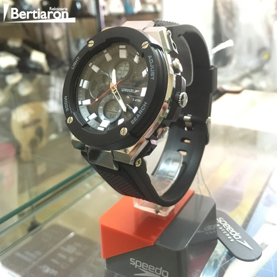Relógio Masculino Speedo 81189g0evnp1