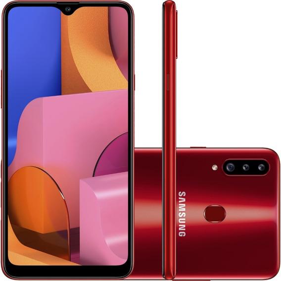 Celular Smartphone Samsung A207g Galaxy A20s Duos