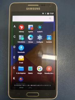 Samsung Galaxy Alpha Smg850m - 32gb - Android 6 - Leia Antes