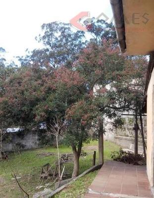 Chácara Residencial À Venda, Jardim Da Represa, São Bernardo Do Campo. - Ch0020