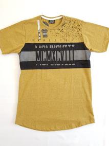 Camiseta Masculina Gangster Ou Rg 518 Original Estampada