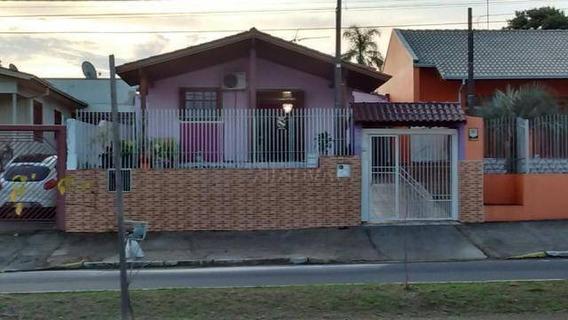 Casa Residencial À Venda, Amaral Ribeiro, Sapiranga. - Ca1273