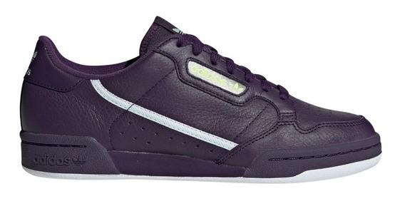 Zapatillas adidas Continental 80 Violeta De Mujer Originals