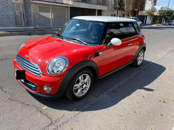 Mini Cooper 1.6 Salt 6vel Aa Tela Mt 2013
