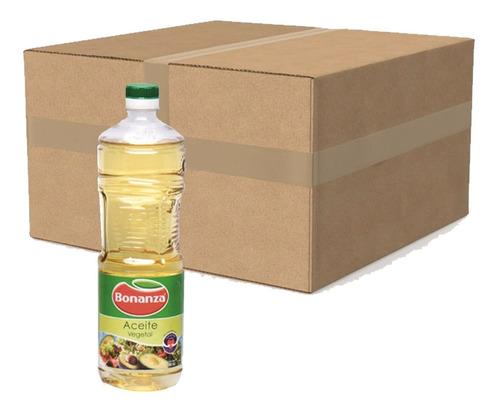 Aceite Bonanza 900cc (12 Unidades) - Despacho Gratis Rm!!