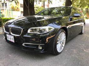 Bmw Serie 5 4.4 550ia Luxury Line At 2015