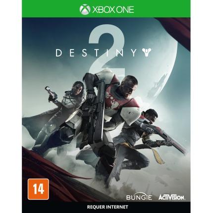 Destiny 2 Day One Xbox One Lacrado